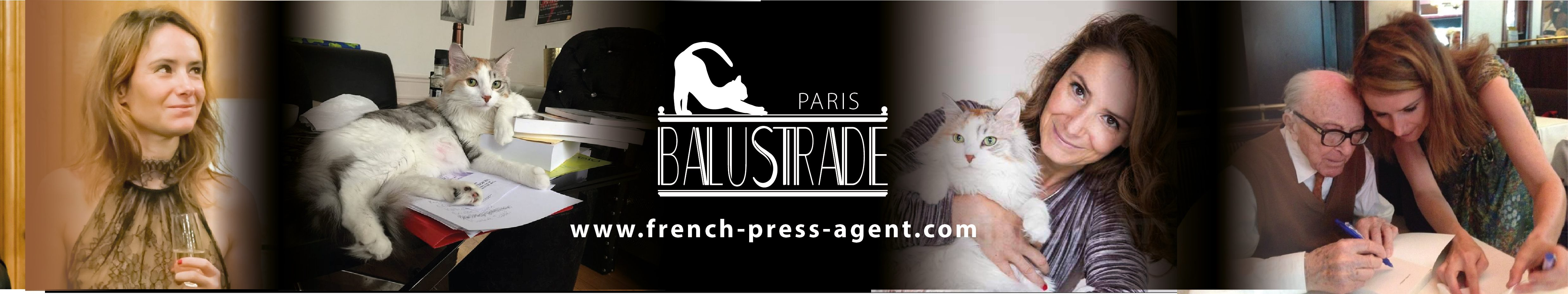 French Media Officer Guilaine Depis (Balustrade PR and media relations for foreign customers) Paris